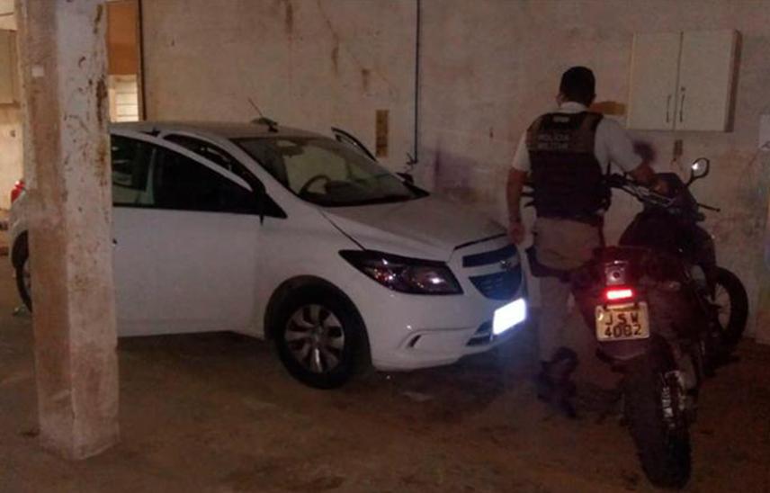 Polícia localiza oito veículos roubados por meio de rastreador